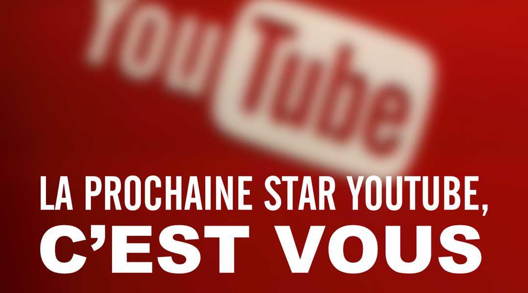 Sept secrets de Youtubers pour avoir plein d'abonnés et de vues