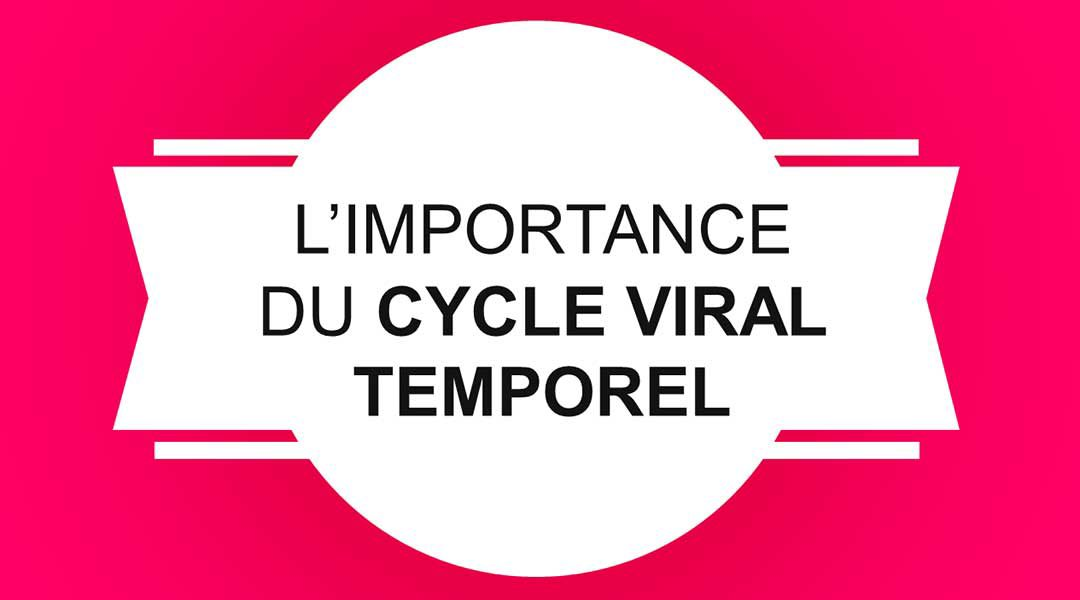 L'importance du cycle viral temporel