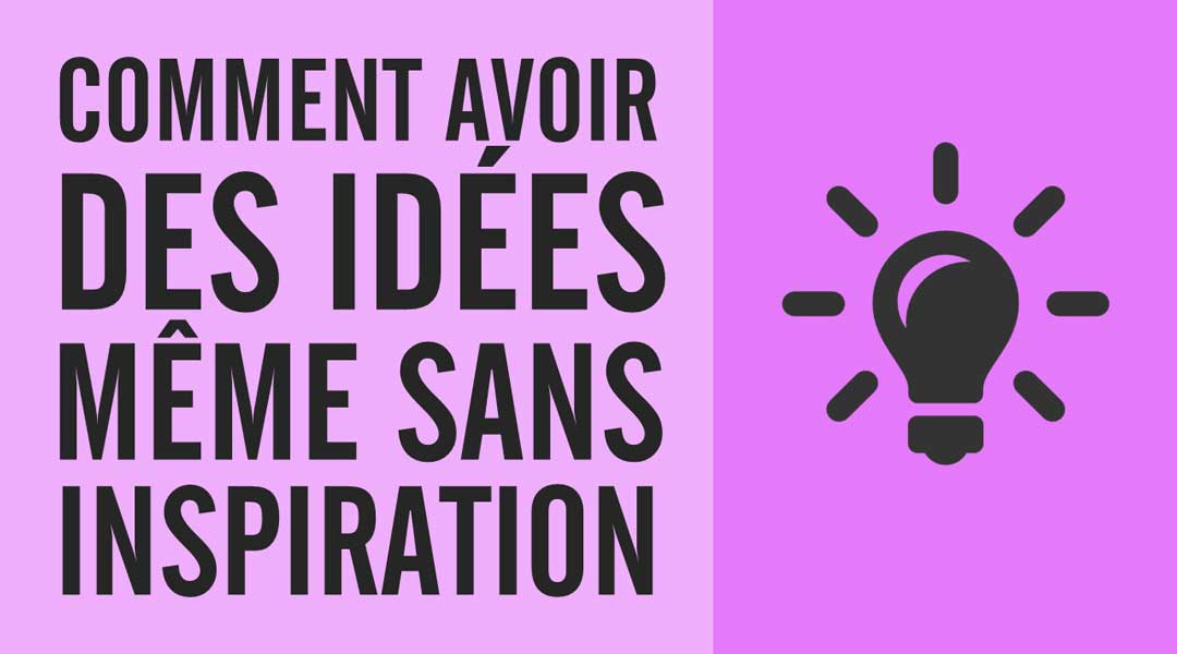 Comment avoir des id es m me sans inspiration for Idee commerce qui rapporte