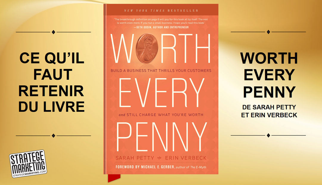 Worth Every Penny de Sarah Petty et Erin Verbec, ce qu'il faut retenir du livre